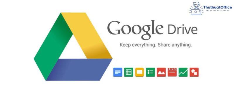 cách đồng bộ Google Drive với máy tính
