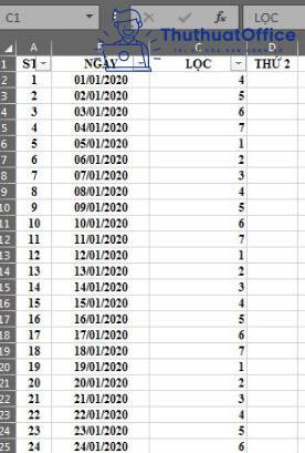 2 cách lọc dữ liệu trong Excel cực đơn giản bạn nên biết 22